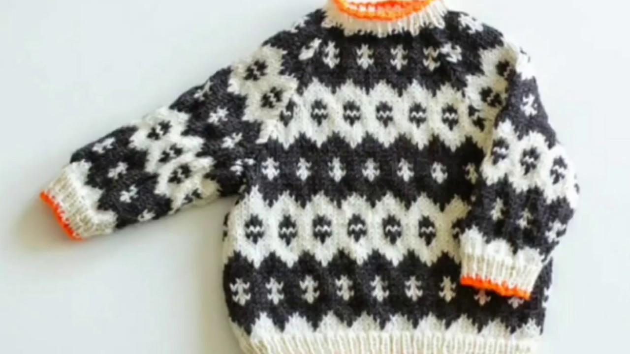 New Sweater Design For Kids In Hindi Woolen Sweater
