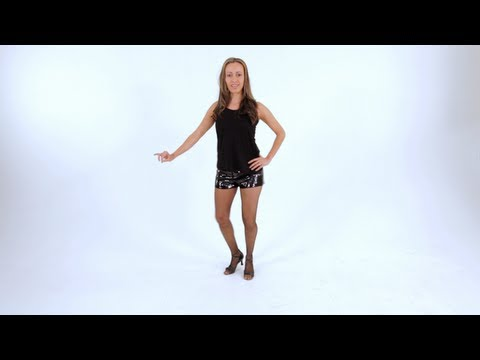 How To Do Basic Samba Footwork | Samba Lessons