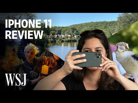 iPhone 11, 11 Pro and 11 Pro Max Review: A Game of Cameras | WSJ