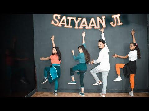 saiyaan-ji|yo-yo-honey-singh|neha-kakkar|amit-choreoghrphy