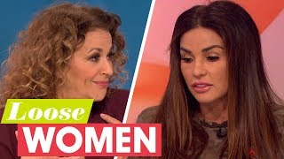Katie Price Feels Shunned by Other Parents at the School Gates | Loose Women