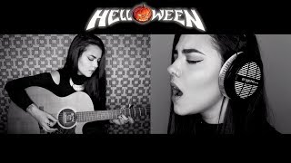Helloween - In The Middle of a Heartbeat (Violet Orlandi cover)