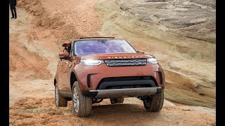 TestDrive Quality System 2017 Land Rover Discover Manual maintenance