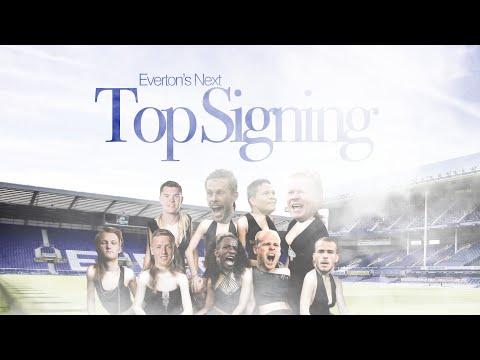 Everton's Next Top Signing