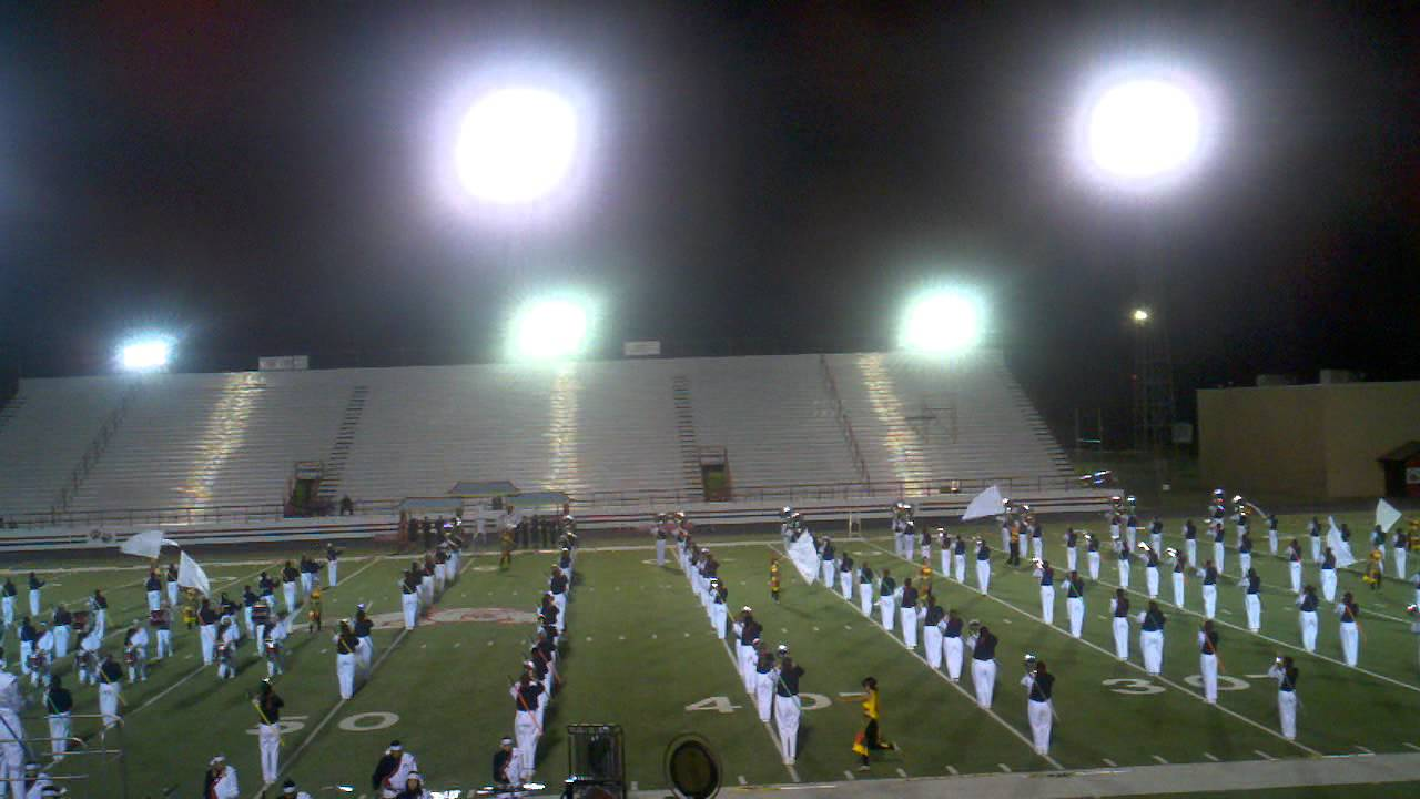 Plainview Looking Sharp at Marching Band Festival ... |Plainview Band