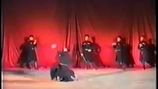 Mkhedruli (Sukhishvili (Chile 1998), Georgian folk dance)
