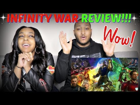 GO SEE THE MOVIE AND THEN WATCH THIS!! AVENGERS INFINITY WAR SUMMARY + REVIEW!! MAJOR SPOILERS!!!
