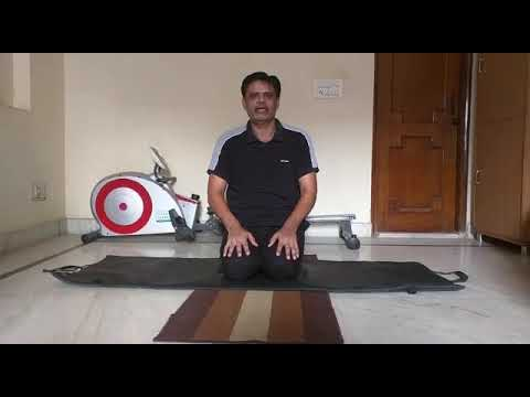 easy yoga asanas for lower back pain and sciatica pain