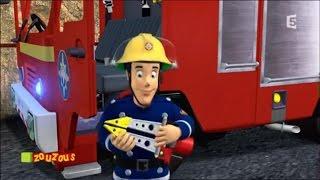 Sam le Pompier nouveau episode en francais 2017 - Le seau porte bonheur