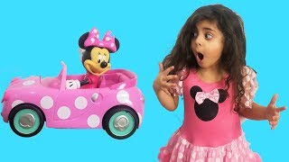 Disney Minnie Mouse car with remote control