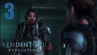Resident Evil Revelations Walkthrough (ITA)-3- Nelle profondità