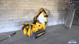 видео Демонтажное оборудование по доступной цене