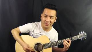 ROSEWOOD-Taylor GS MINI Guitar Review in Singapore