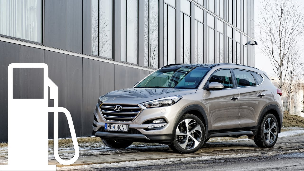 Hyundai Tucson 1 7 Crdi Fuel Consumption City 90 120 140 Km H 1001cars