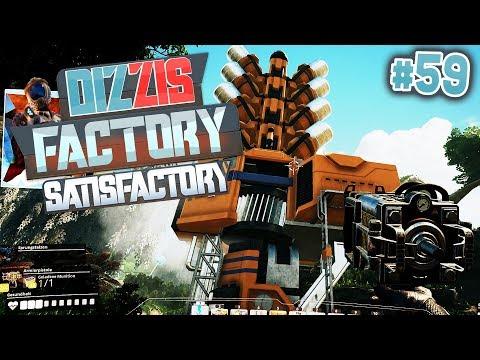DIE KRASSESTE STROMQUELLE | Satisfactory / Dizzis Factory #59 | izzi & Dner