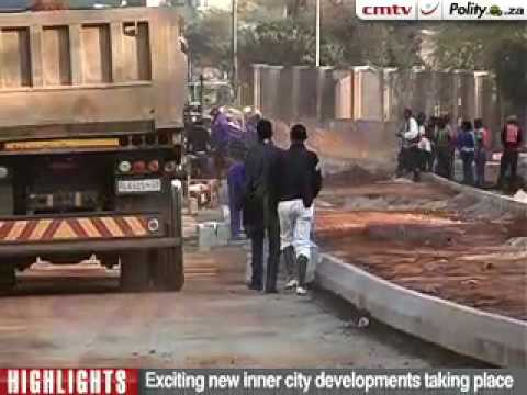 Johannesburg Development Agency committed to inner city regeneration