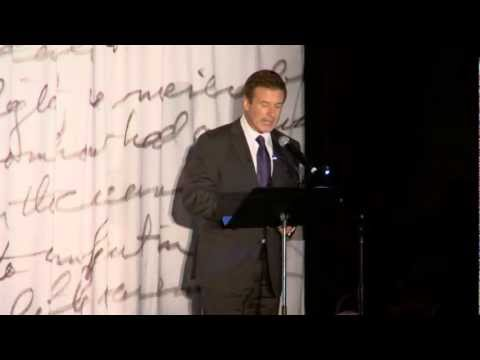 Alec Baldwin Reads Norman Mailer's The Fight