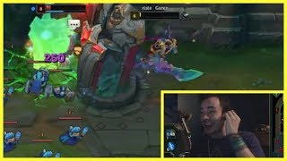 If Garen Is Too Easy, Can You Do That? - Best of LoL Streams #521
