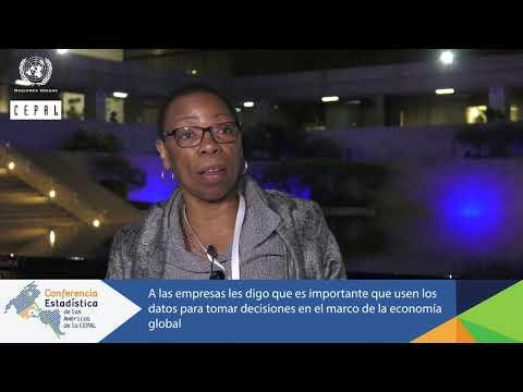 Carol Coy, Directora Statistical Institute of Jamaica
