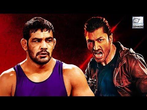 Wrestler Sushil Kumar ANGRY With A Scene In Commando 3 | LehrenTV Mp3