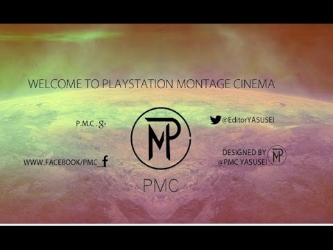 Playstation Montage Cinema Promotion Video #1