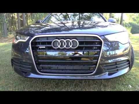 2014 Audi A6 2 0T quattro Tiptronic, Detailed Walkaround