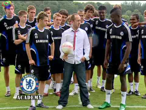 Soccer AM - Chelsea - Skill school