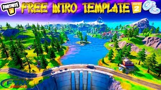 Fortnite Chapter 2 Intro Template, Sony Vegas Intro Template (Free download)