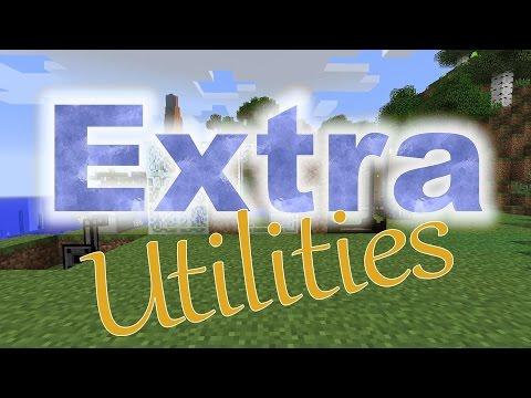 [Обзор][1.7.10] Extra Utilities - обновления для 1.7.10 - S3-EP6