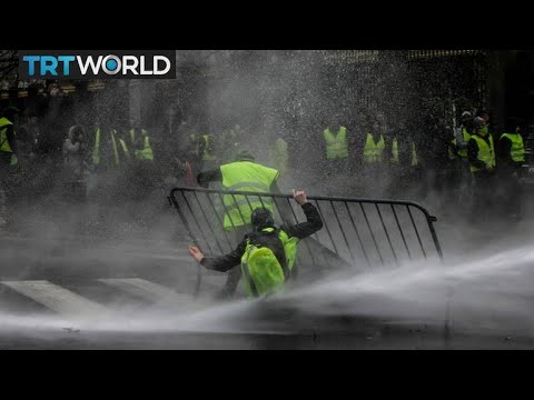 Yellow Vest movement spreads across Europe | Money Talks
