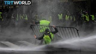 Yellow Vest movement spreads across Europe   Money Talks