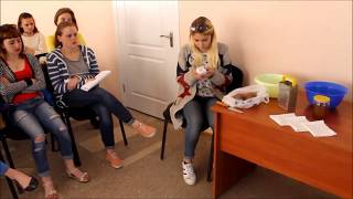 Відео-розробка уроку-консультації з хімї