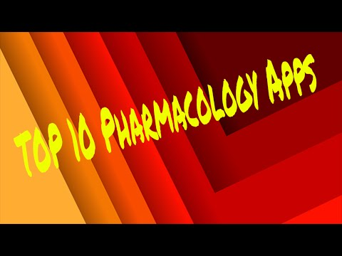 Top 10 Best Medical Pharmacology Android Apps For Medical Students Free