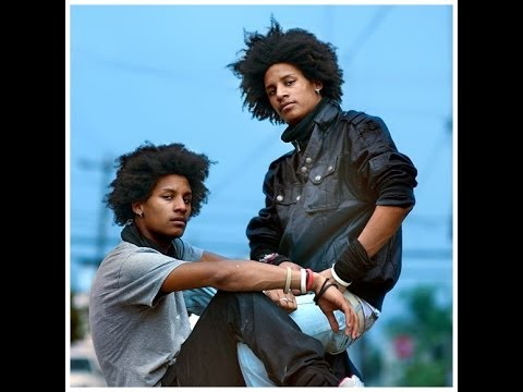 Les Twins Freestyle in Lisbon, Portugal