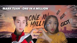 MARK TUAN - 'One In A Million' Animated M/V | REACTION  GOT7…