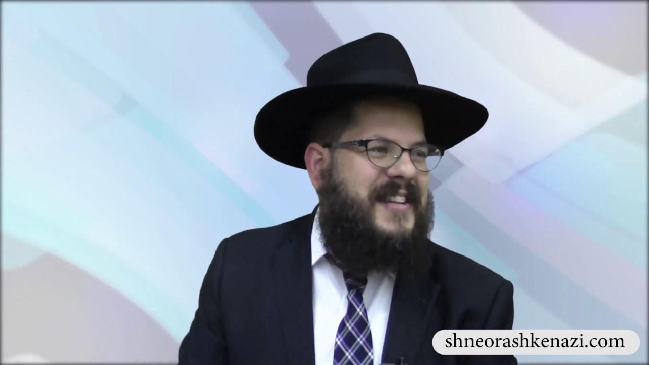 הרב שניאור אשכנזי, פרשת וישלח • אימא, אני פוחד: מהי הטכניקה היהודית לנטרול חרדות ופחדים?