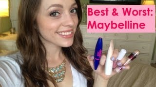 Best and Worst of Maybelline