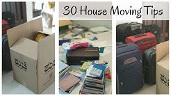 30 House Packing And Moving Tips - House Shifting Guide