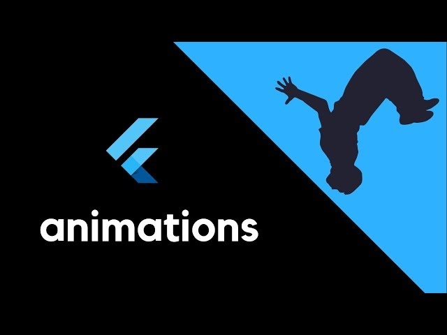 Flutter - Flip Animation