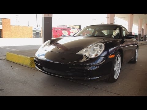 2002 Porsche 911 Carrera - Up Close & Personal