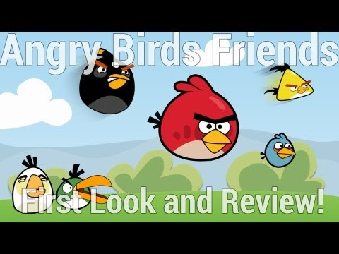 Rovio Accounts will save your Angry Birds progress in the cloud