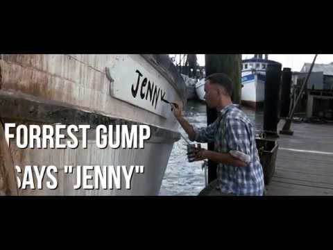 Forrest Gump Saying Jenny 40 Times