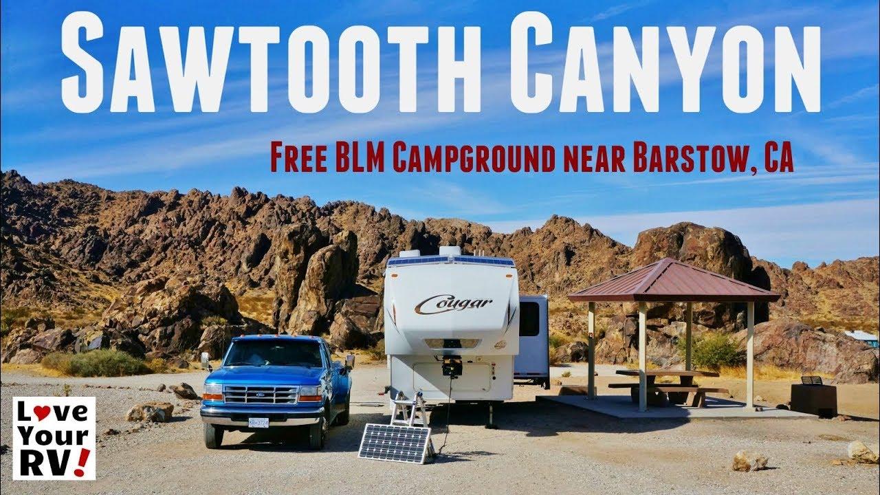 sawtooth-canyon-blm-campground-california
