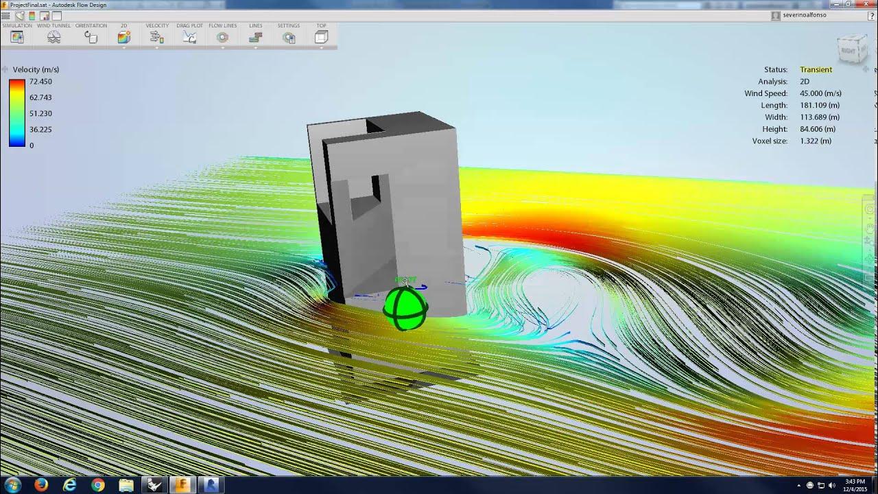ARCH 3609_ Autodesk Flow Design Intro
