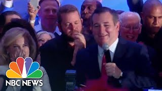 Ted Cruz Celebrates Win Over Beto O'Rourke In Texas | NBC News