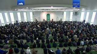 Indonesian Translation: Friday Sermon 3 May 2019