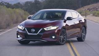 NISSAN MAXIMA 2019 - Nissan revealed