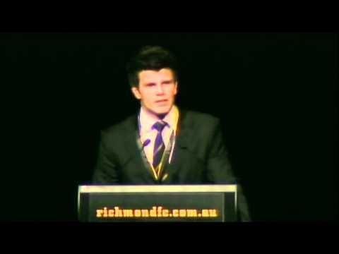 Jack Dyer Medal 2011: Trent Cotchin