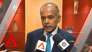 Shanmugam on the Singapore religious teacher who was issued with a restriction order