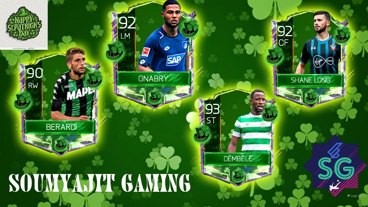 2a8bc62b4 ST. PATRICK S DAY IN FIFA MOBILE